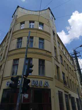The oldest lift in Cluj