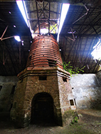 The furnace from Govajdia