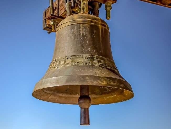 The Great Bell from Ciumani