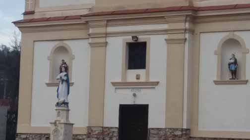 Place of pilgrimage dedicated to the appearance of the Holy Virgin in Lourd