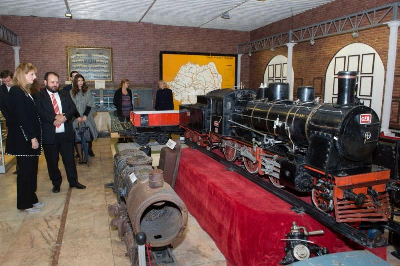 The Romanian Railways Museum