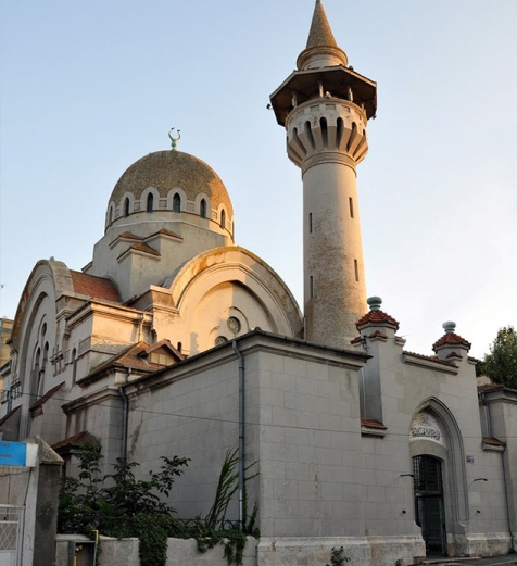 The Collection of the Carol I Mosque